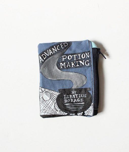 advanced potions handmade coin purse
