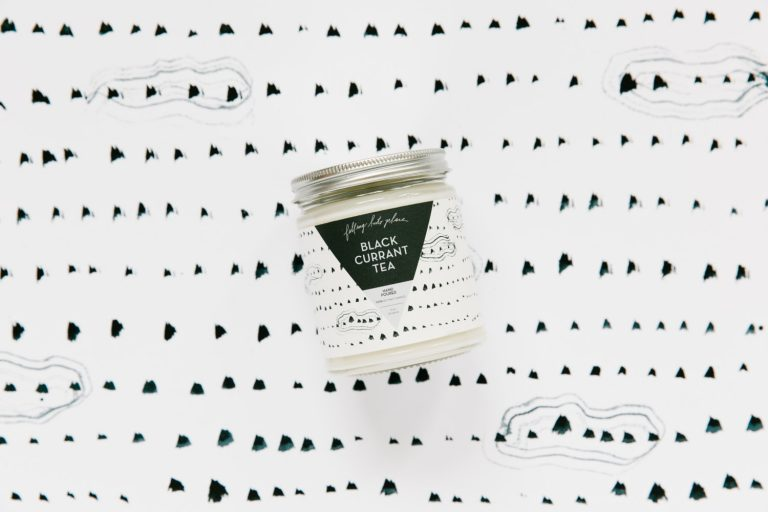 black currant tea soy candle pop shop america handmade boutique