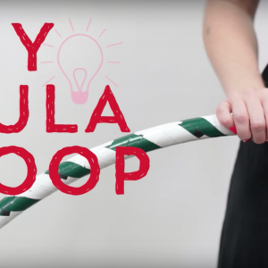 diy hula hoop tutorial by pop shop america