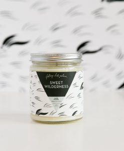 sweet wilderness scented candle shop handmade at pop shop america