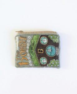the hobbit coin purse handmade shopping