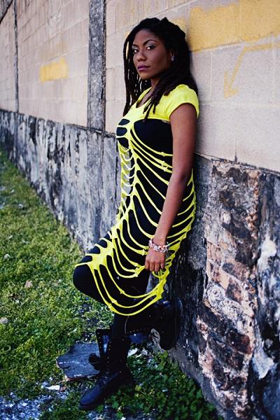 Forgotten Arts Photo By Marisa Brodie Model DaNesha 'Slinky