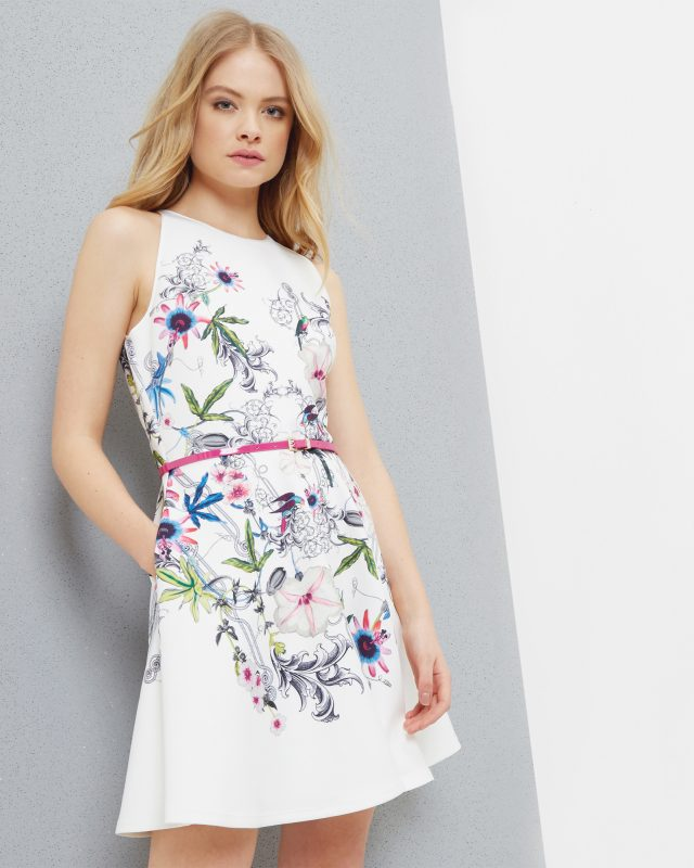 2b8c0cd78c2 Flower Power: Summer Dresses with Flowers