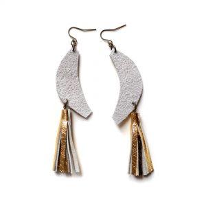 Banana_Earrings__Gold_Tassel_Earrings__Fruit_Earrings__Yellow_and_Gold_Earrings__Pop_Art_Earrings__Statement_Earrings_7