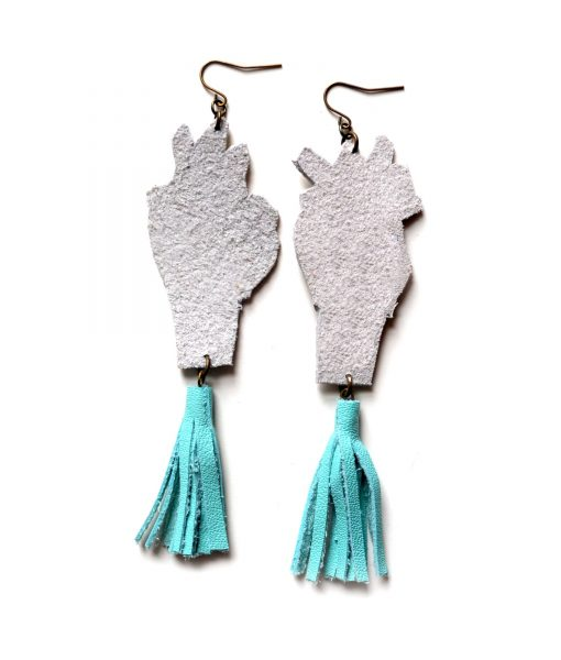 Cactus_Earrings__Mint_Earrings__Teal_Tassel_Earrings__Green_Plant_Earrings__Leaf_Earrings__Long_Statement_Earrings__Illustration_Earrings_7