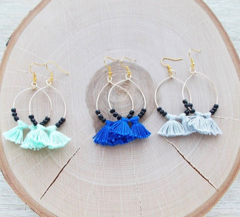 the katz meow handmade earrings