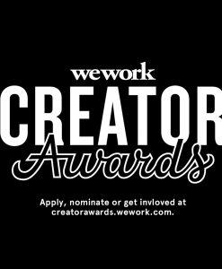 wework creator awards pop shop america