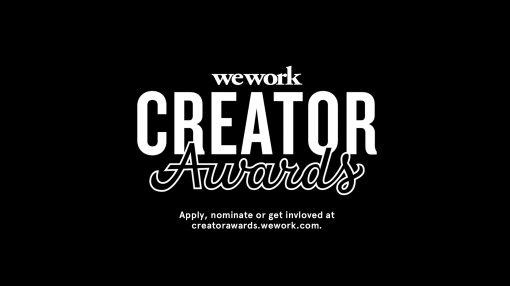 wework creator awards pop shop america