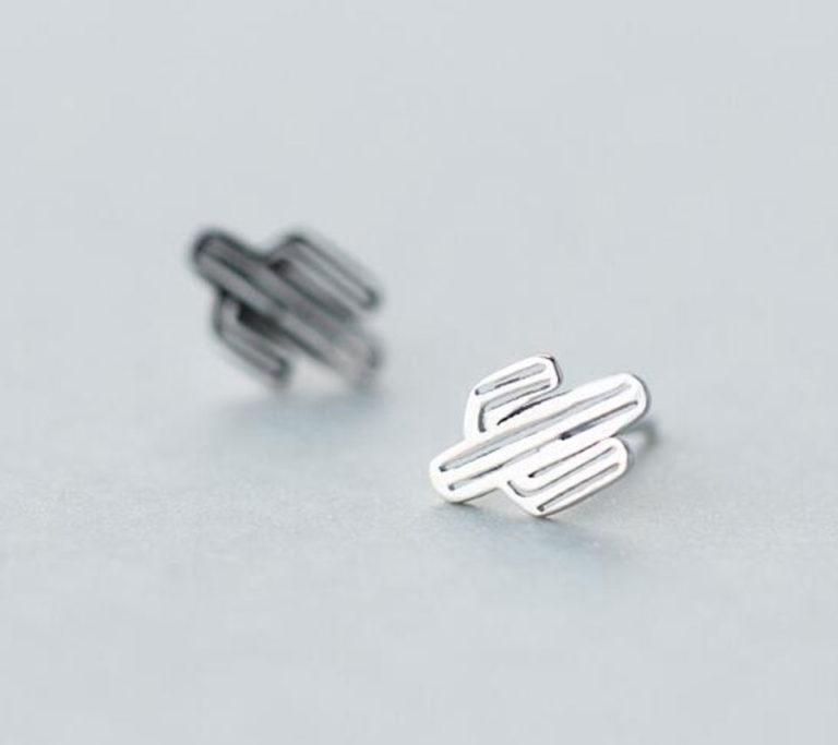 cactus-stud-earrings-cactus-jewelry