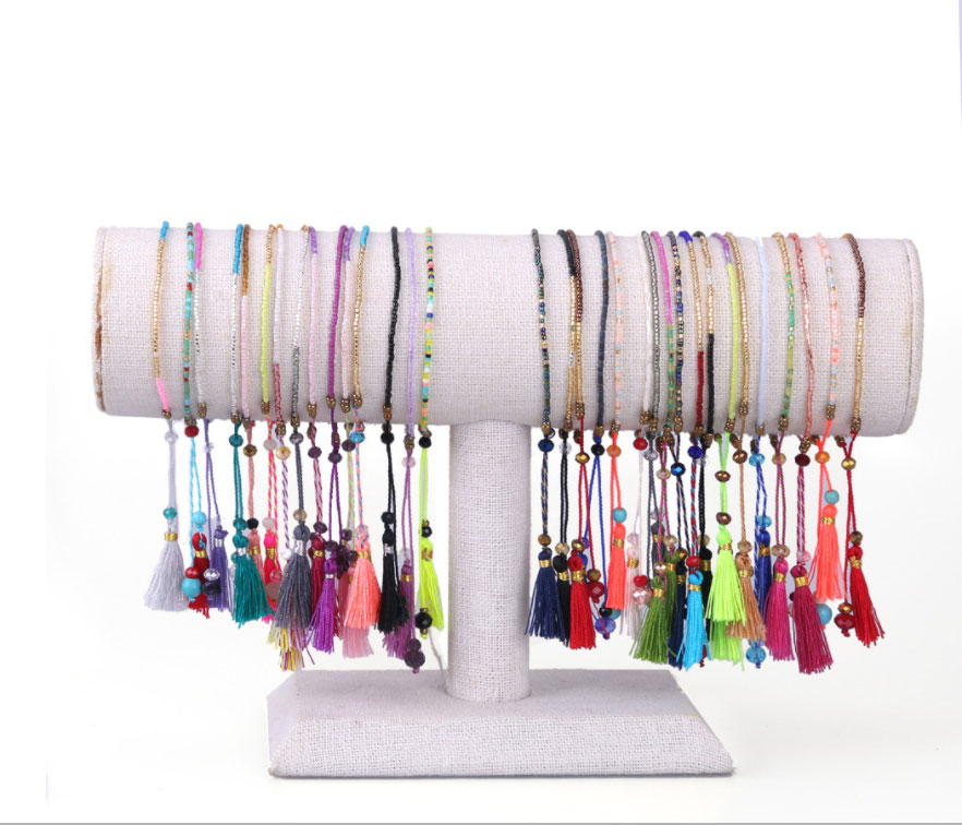 Fair Trade Seed Bead Bracelets With