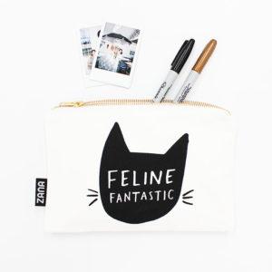 feline fantastic – cat clutch purse pop shop america handmade