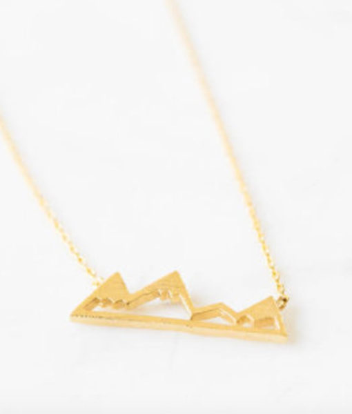 mountain-necklace-gold-handmade-jewelry-pop-shop-america
