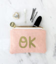 okay canvas coin purse handmade by zana south africa