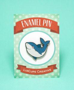 shark-enamel-pin-with-packaging-handmade-enamel-brooch