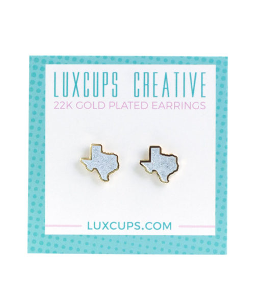 white-glitter-enamel-texas-stud-earrings
