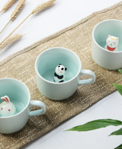 animal mugs - ceramic mugs at pop shop america