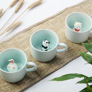 animal mugs – ceramic mugs at pop shop america