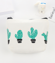 cactus pencil pouch coin purse canvas accessories pop shop america