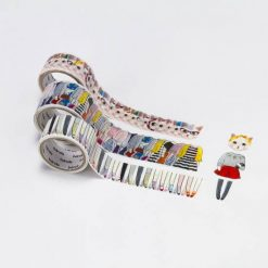 cat washi tape II bande japan