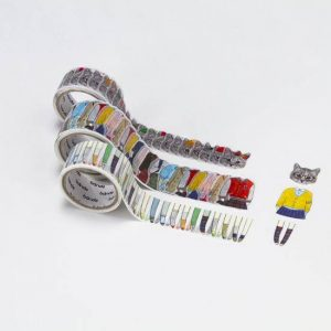 cat washi tape by bande on the roll pop shop america