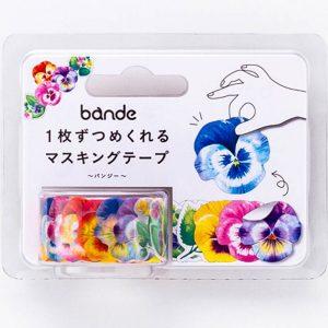 flower washi tape by bande pop shop america_web