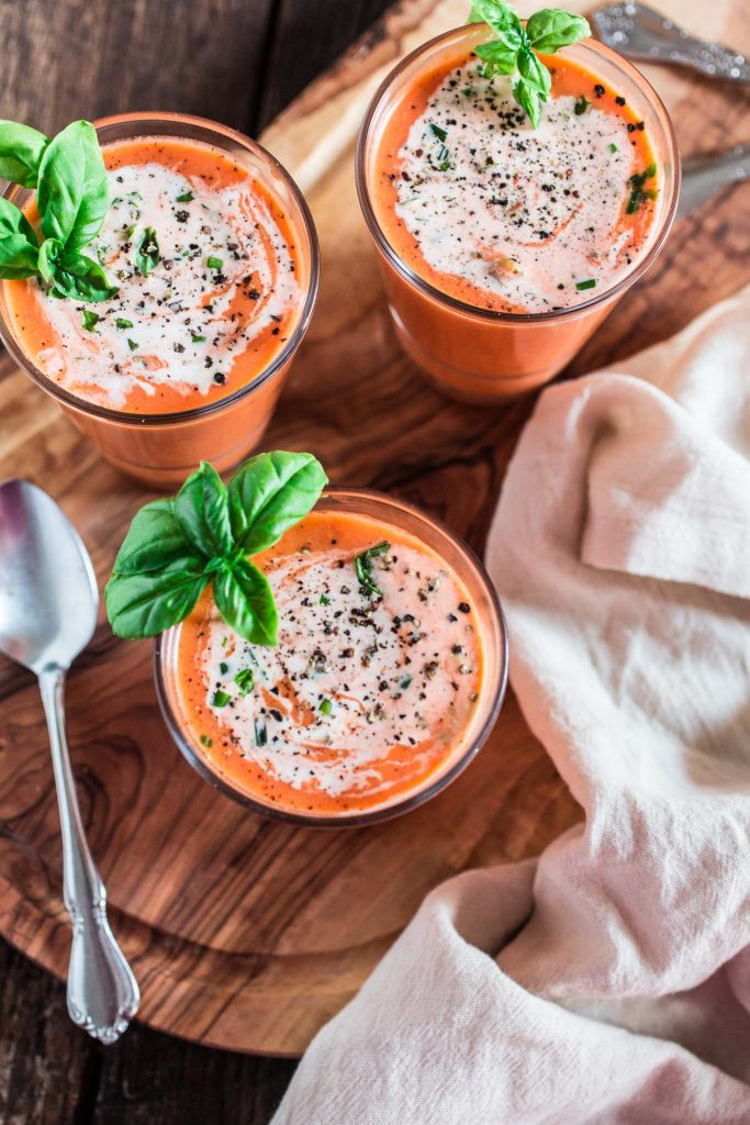 gazpacho-soup recipe pop shop america summer bucket list