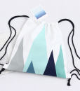 hero mountains abstract backpack pop shop america