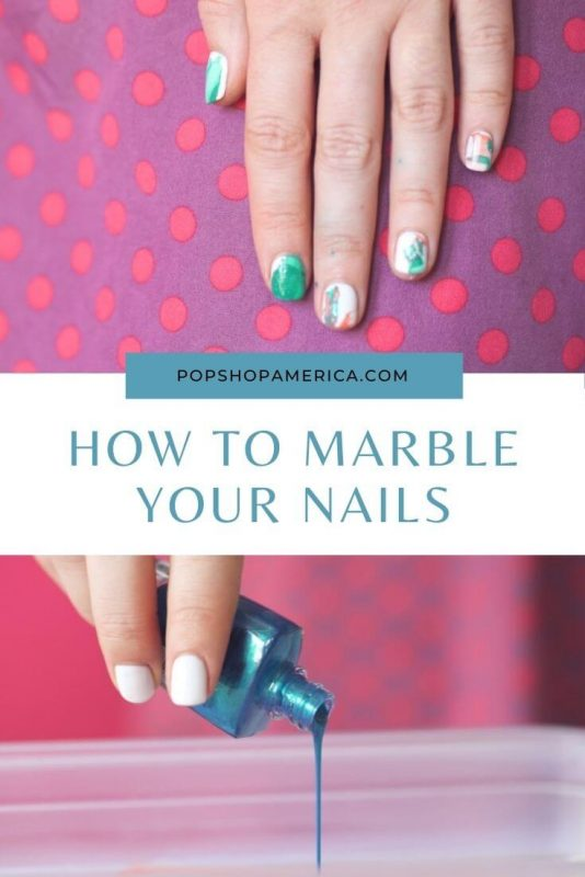 how to marble your nails featured image (1)