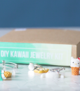 make your own kawaii jewelry diy kit