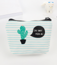 notebook paper canvas cactus pencil pouch pop shop america