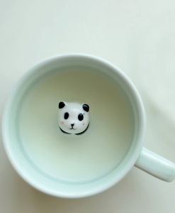 panda mug - ceramic mug pop shop america