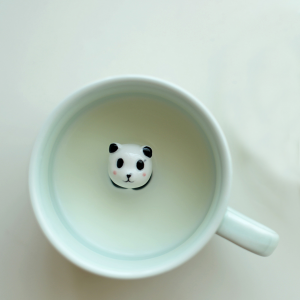 panda mug - ceramic mug pop shop america