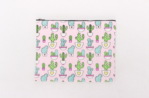pink cactus clutch pop shop america