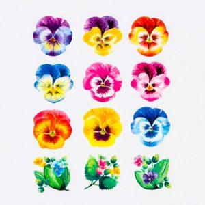 rainbow flower washi tape craft supplies_web