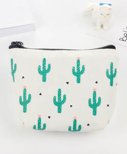 southwest cactus pencil pouch pop shop america