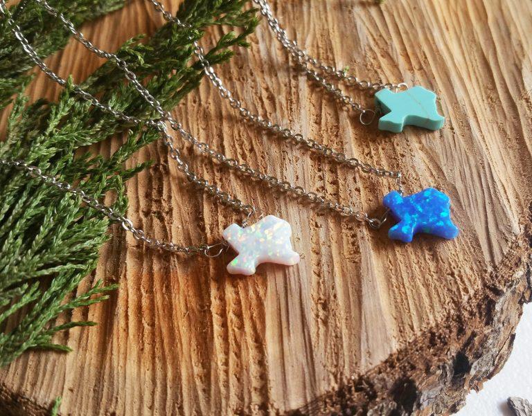 texas necklaces handmade jewelry