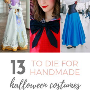 13 to die for handmade halloween costumes pop shop america
