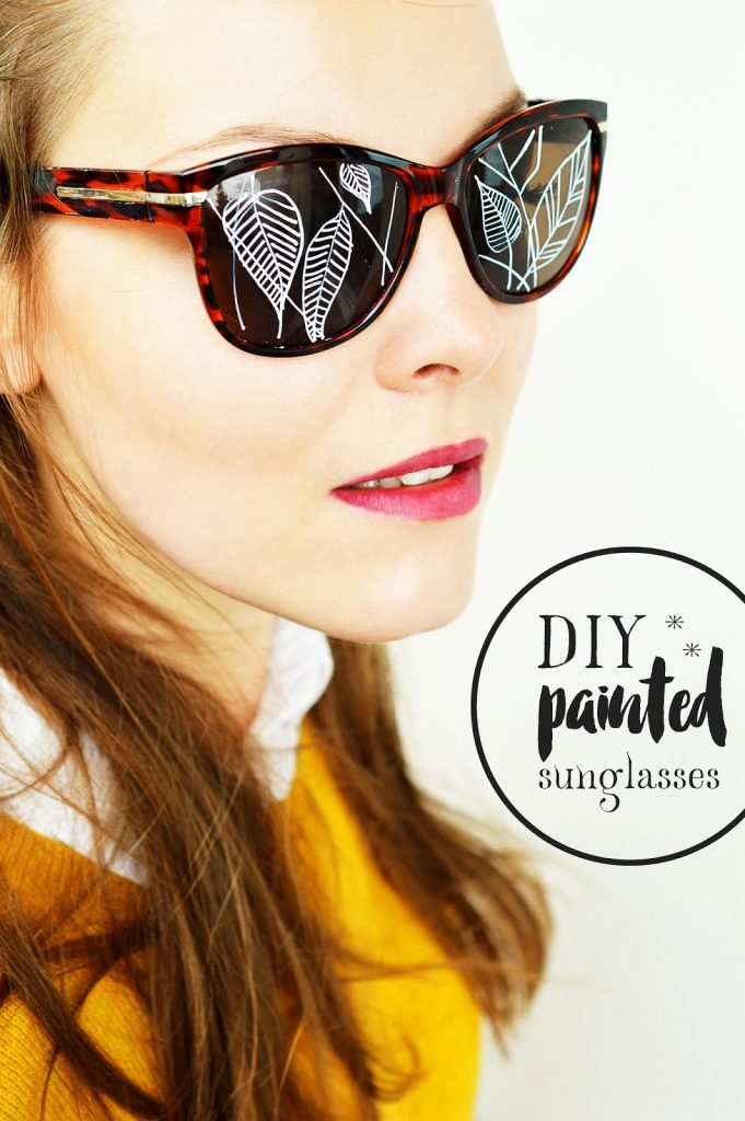 DIY Painted Sunglasses_MottesBlog (1)