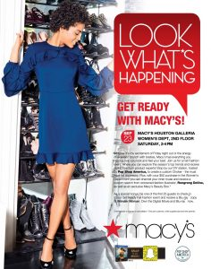 Fall Fashion Event at Macys - Houston Galleria_web