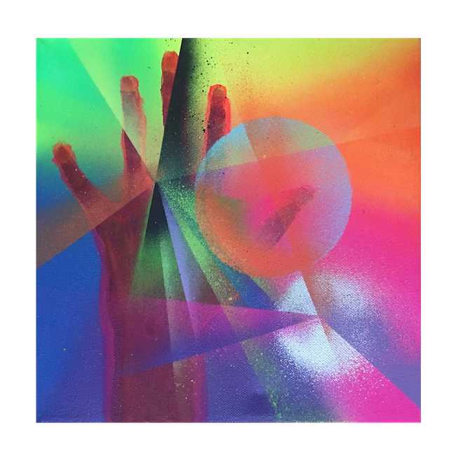 Lindsay Burck_Prism Hand Light Art