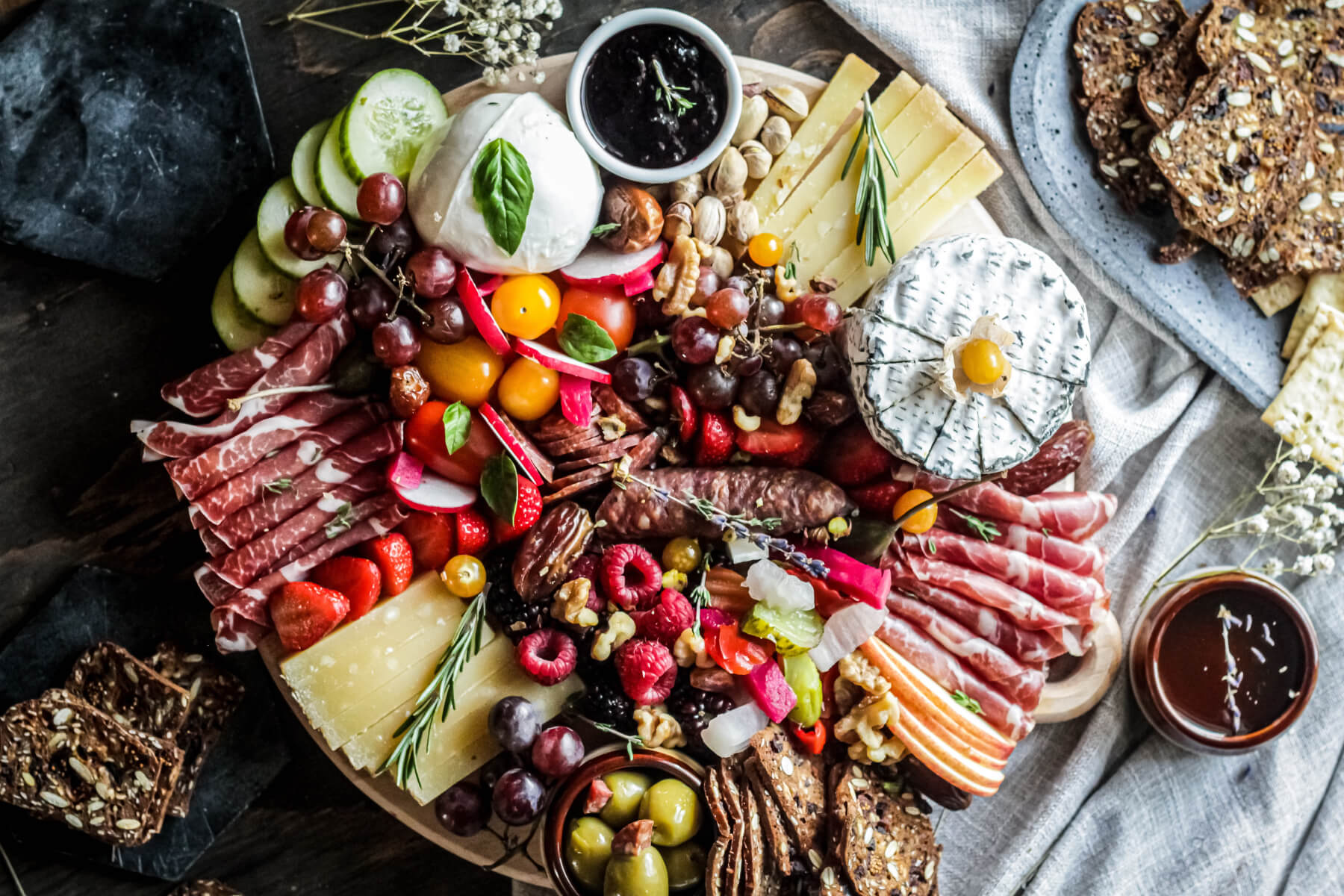how to make the perfect cheese plate pop shop america