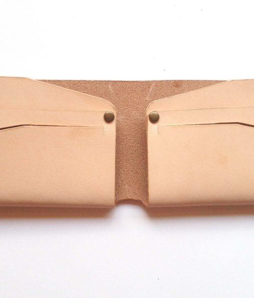 inside the minimalist leather wallet pop shop america