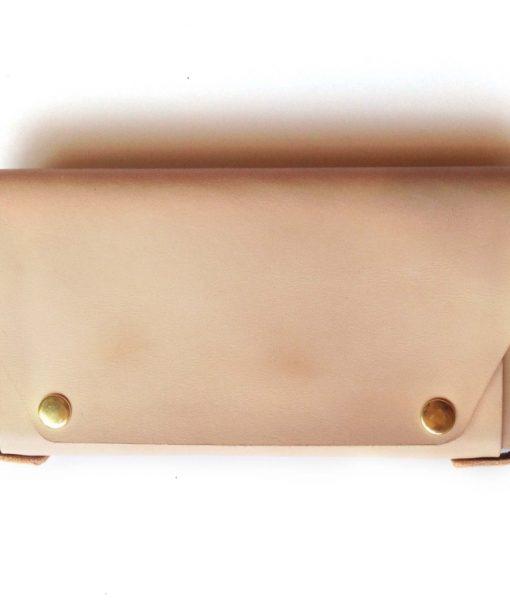 large tan leather wallet pop shop america