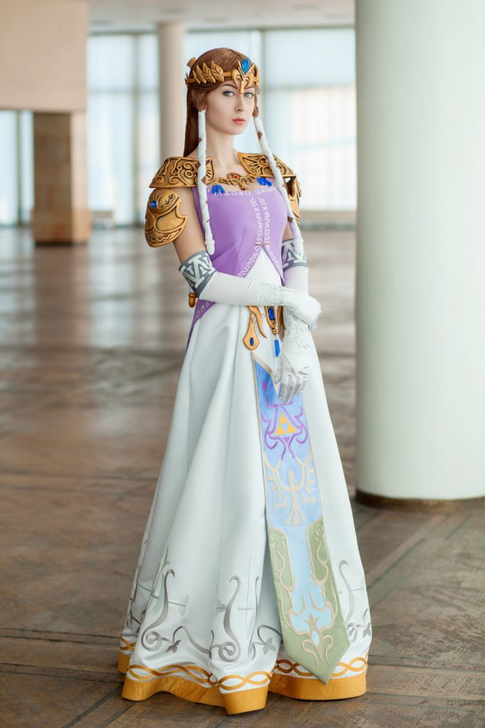 zelda hyrule handmade halloween costume