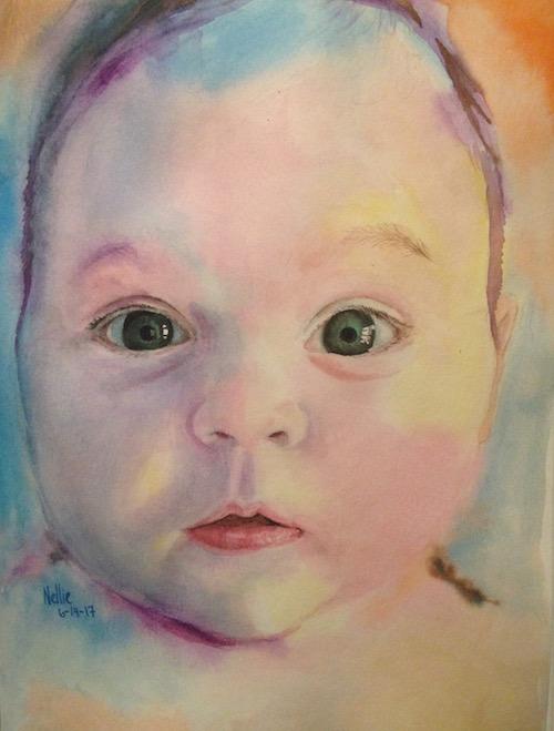 nellie cornett_Blog_Artist_Portrait_Baby