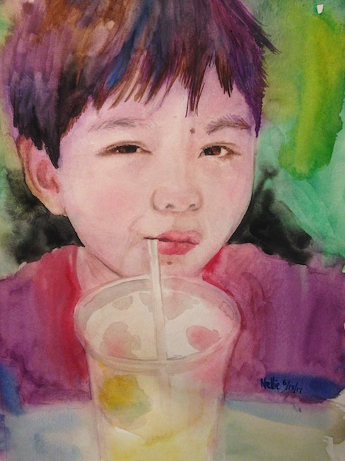 nellie cornett_Blog_Artist_Portrait_SipCup