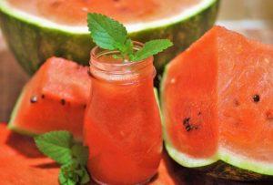 Whirled Watermelon Mojito Recipe