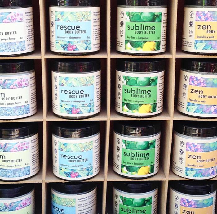 Ahimsa Essentials Vegan Body Butters
