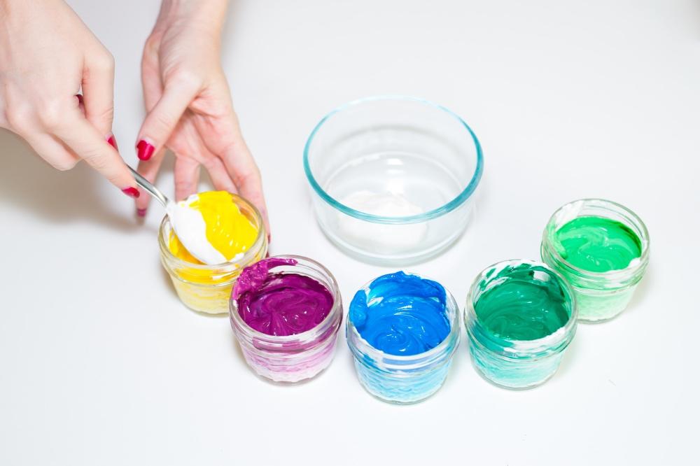 Rainbow Unicorn Yogurt Recipe