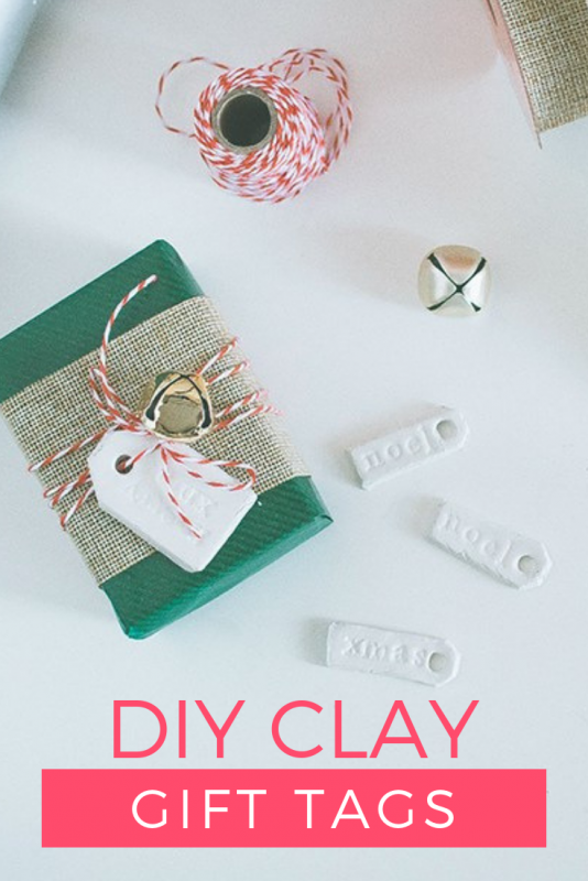 diy clay gift tags pop shop america